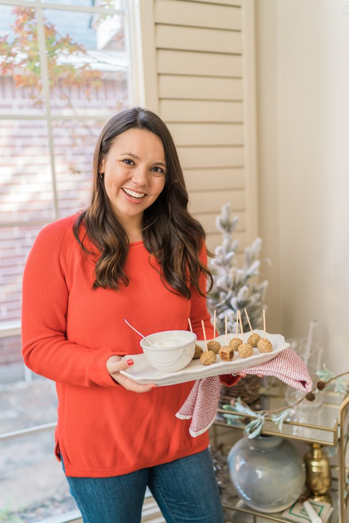 Heluva Good! Holiday Appetizer idea for the holidays