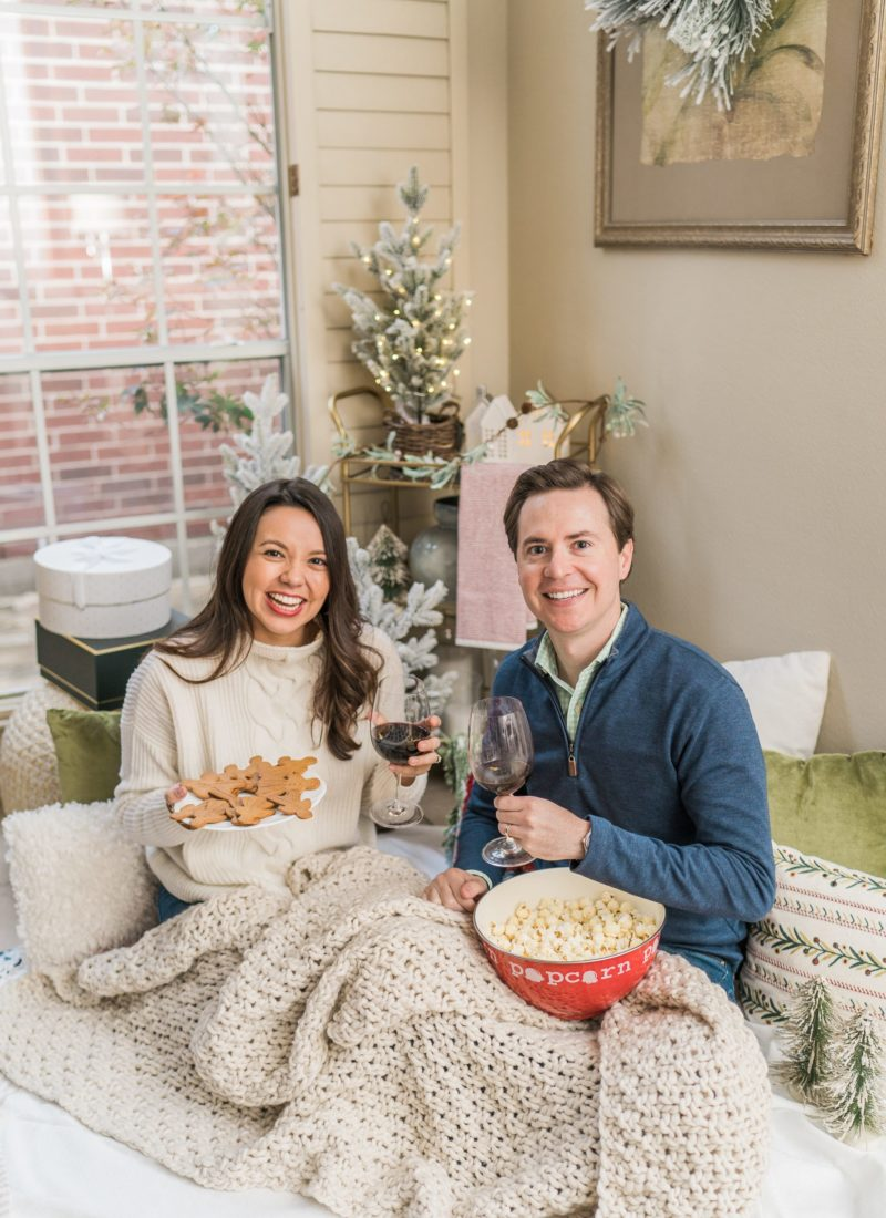 4 Stay At Home Winter Date Night Ideas