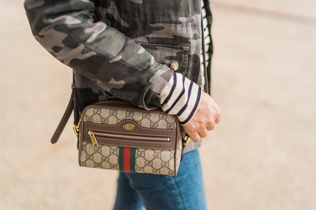 Gucci Ophidia crossbody bag | Adored by Alex