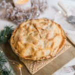Easy and delicious apple pie for the holidays