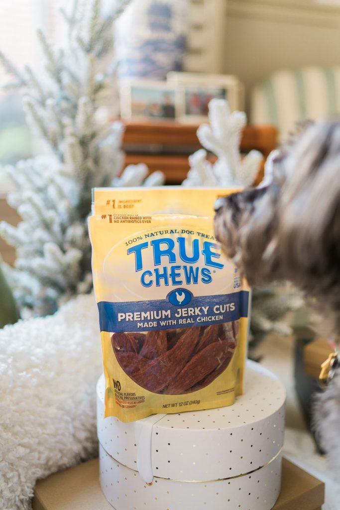 Stocking Stuffer Tyson True Chews for dogs