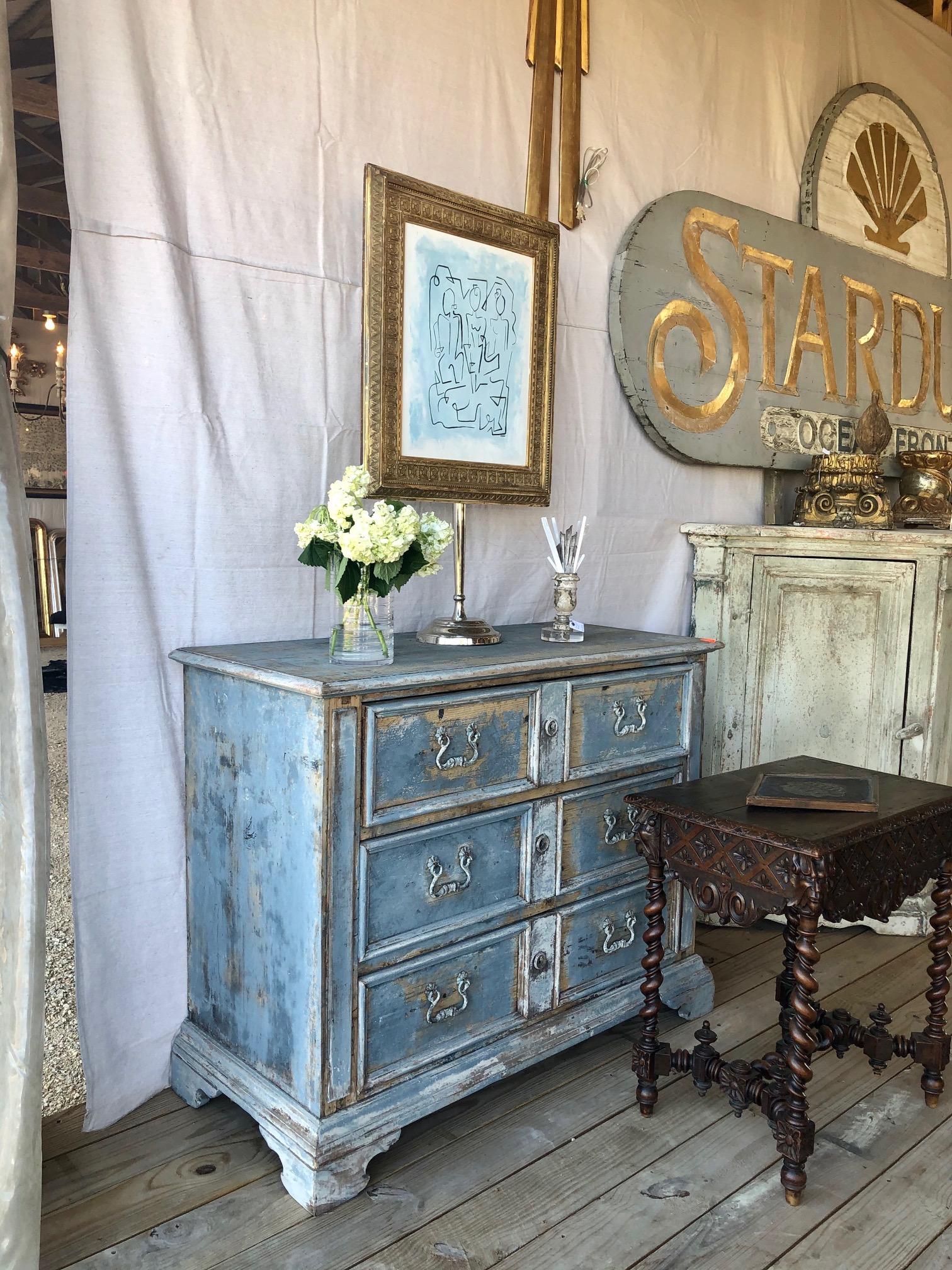 Blue Hills Round Top, Texas antique show