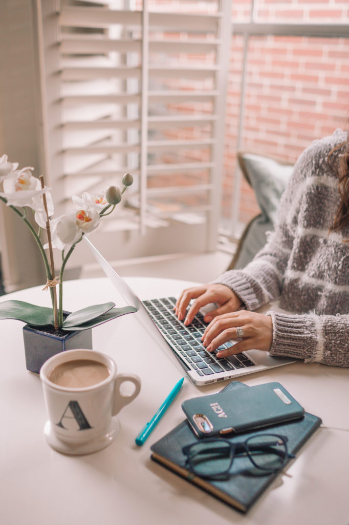 Working from home tips and tricks | Adored by Alex