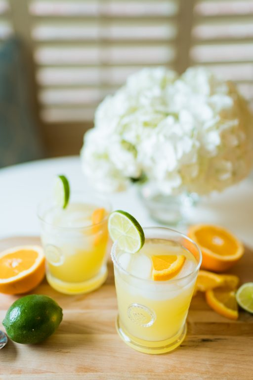 Easy and tasty skinny margarita recipe