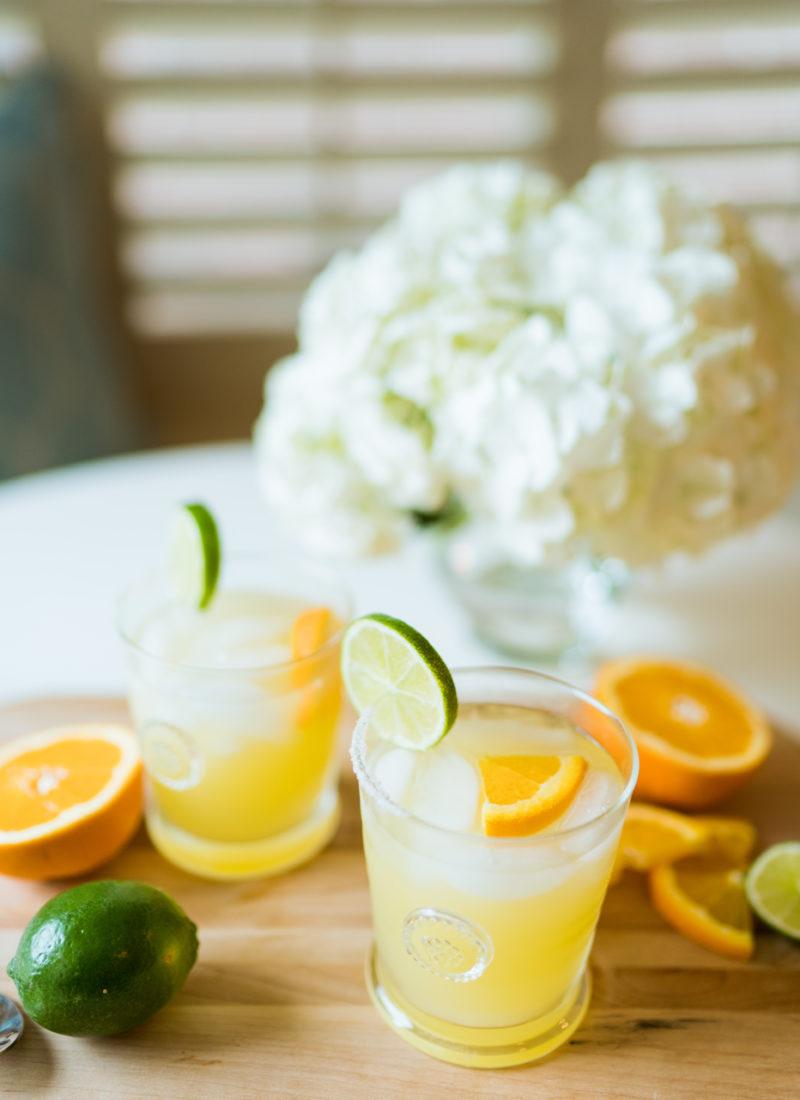 Easy and Tasty Skinny Margarita