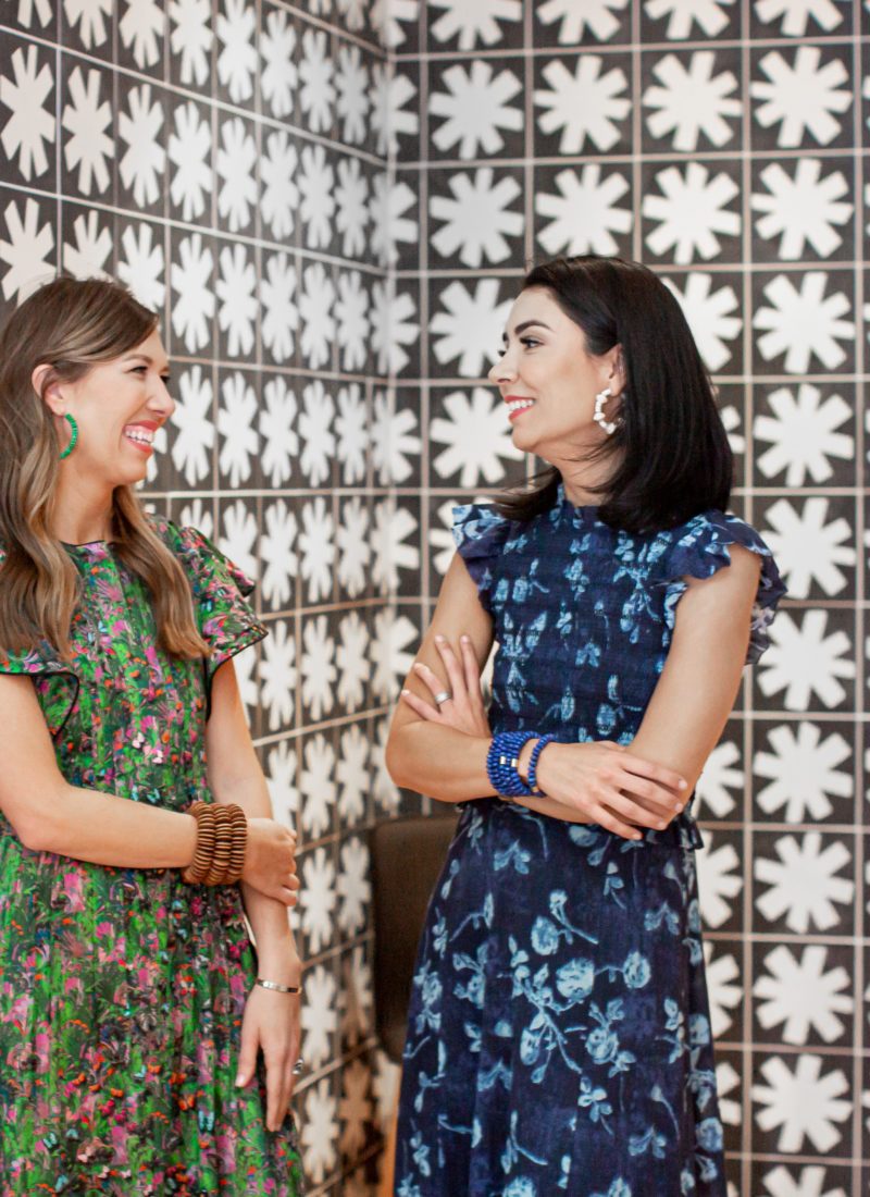 Working Women We Adore // Katie + Jennifer, Espacio Pop-Up Shop