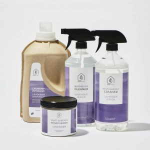 Pur home non-toxic cleaning brand - Adored by Alex