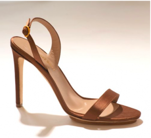 Salone Monet nude heels - Adored by Alex