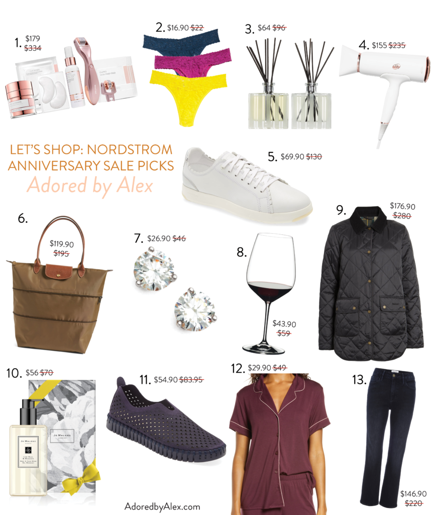 Nordstrom Anniversary Sale 2020 tried and true picks