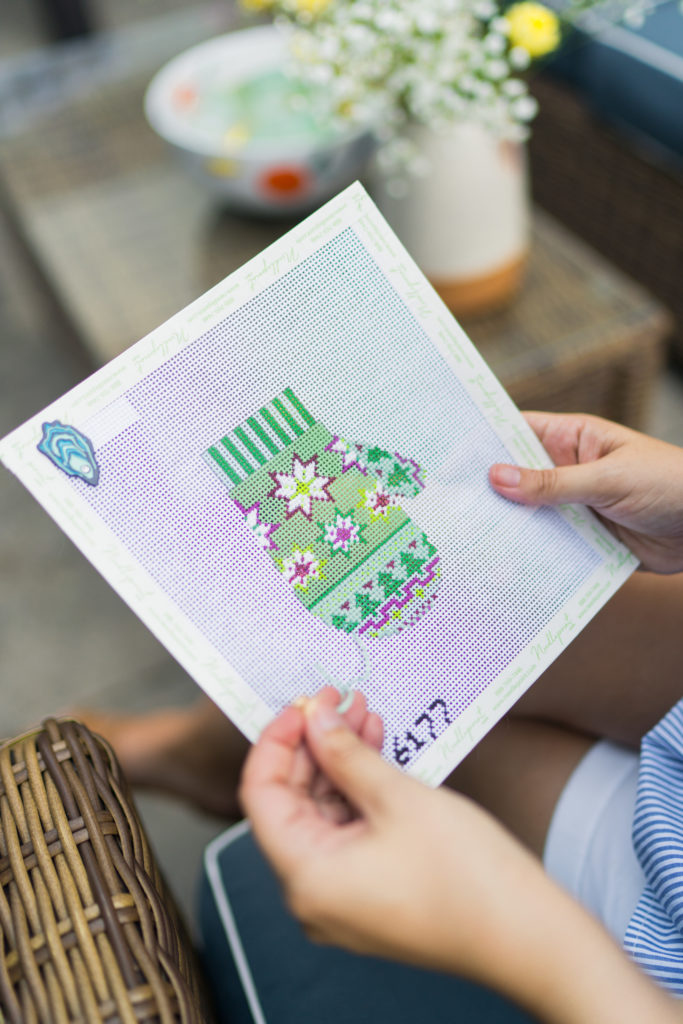 Beginners guide to needlepoint - where to start and more