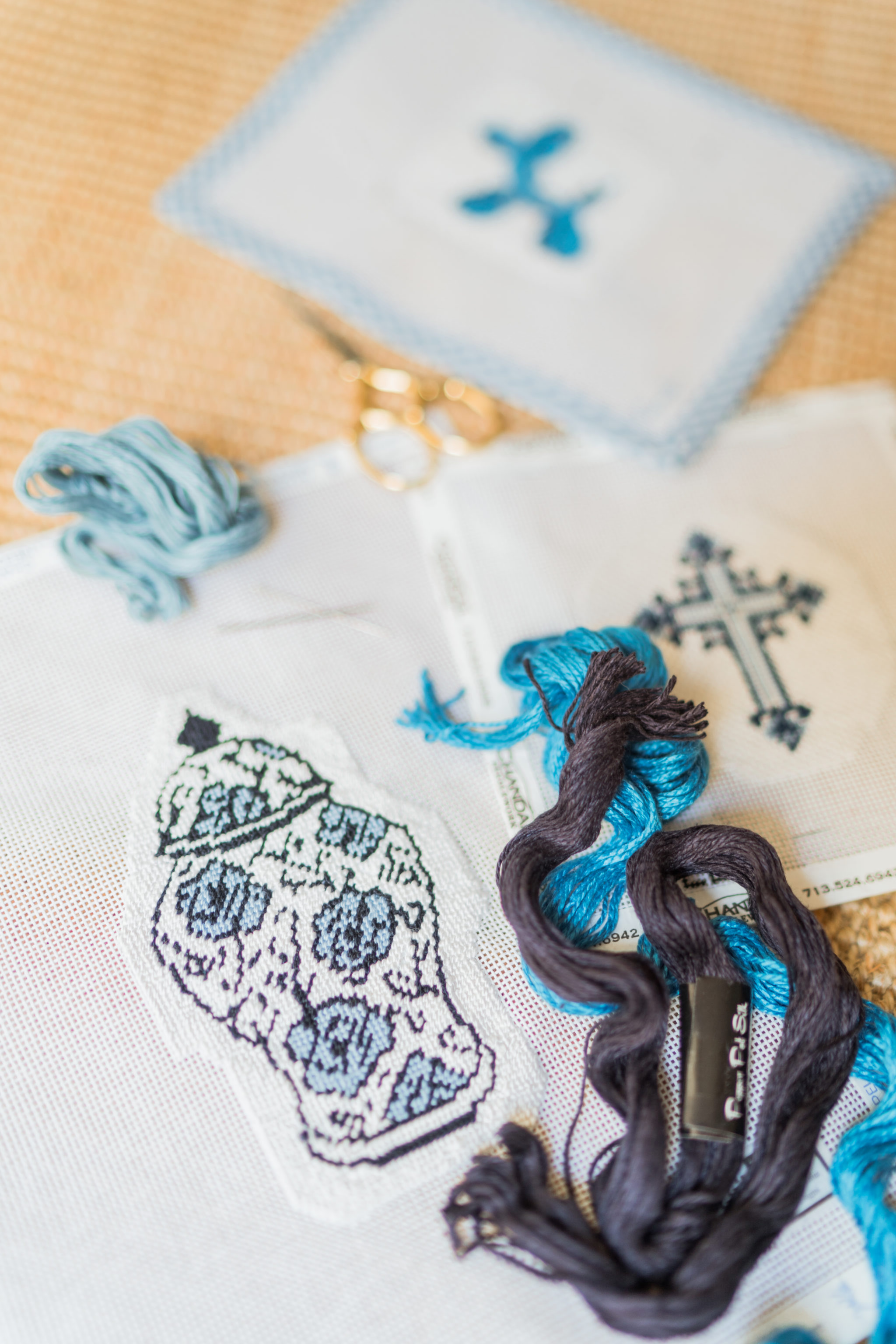 Beginners guide to needlepoint and where to start