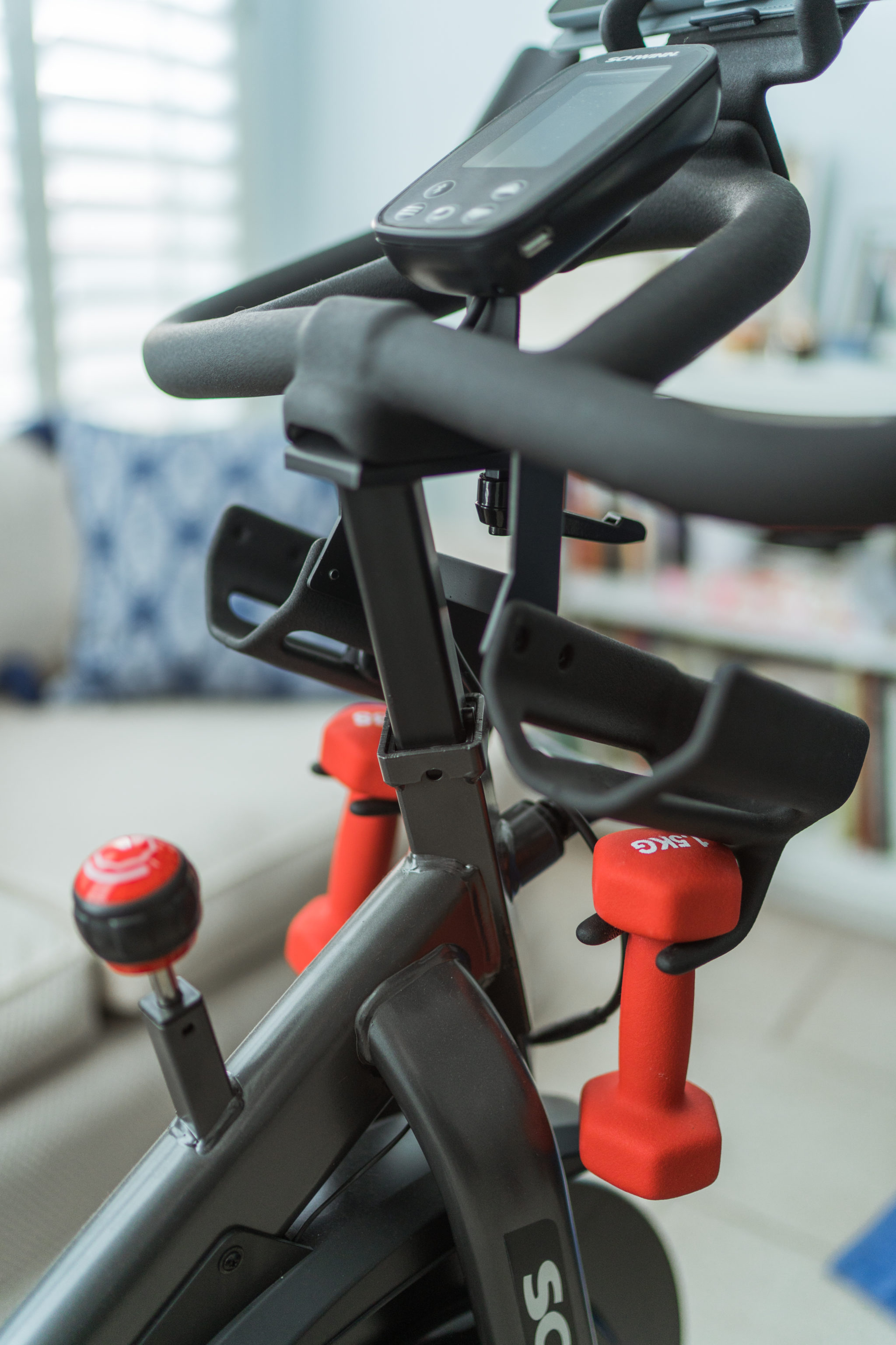 Schwinn IC4 at home spin bike review