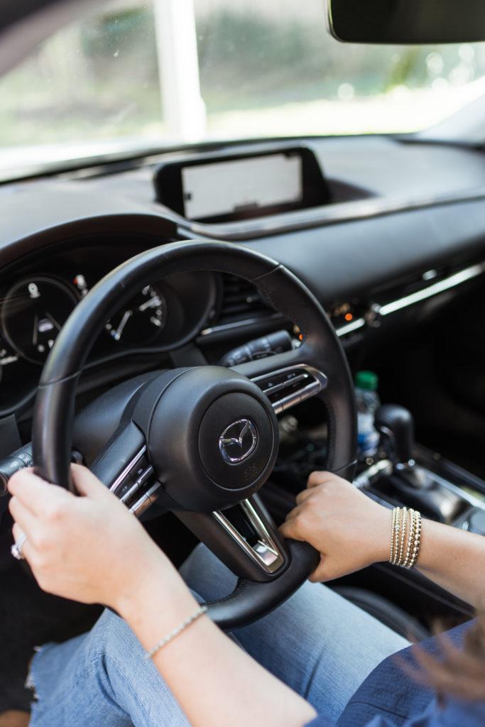 Mazda CX-30 SUV vehicle