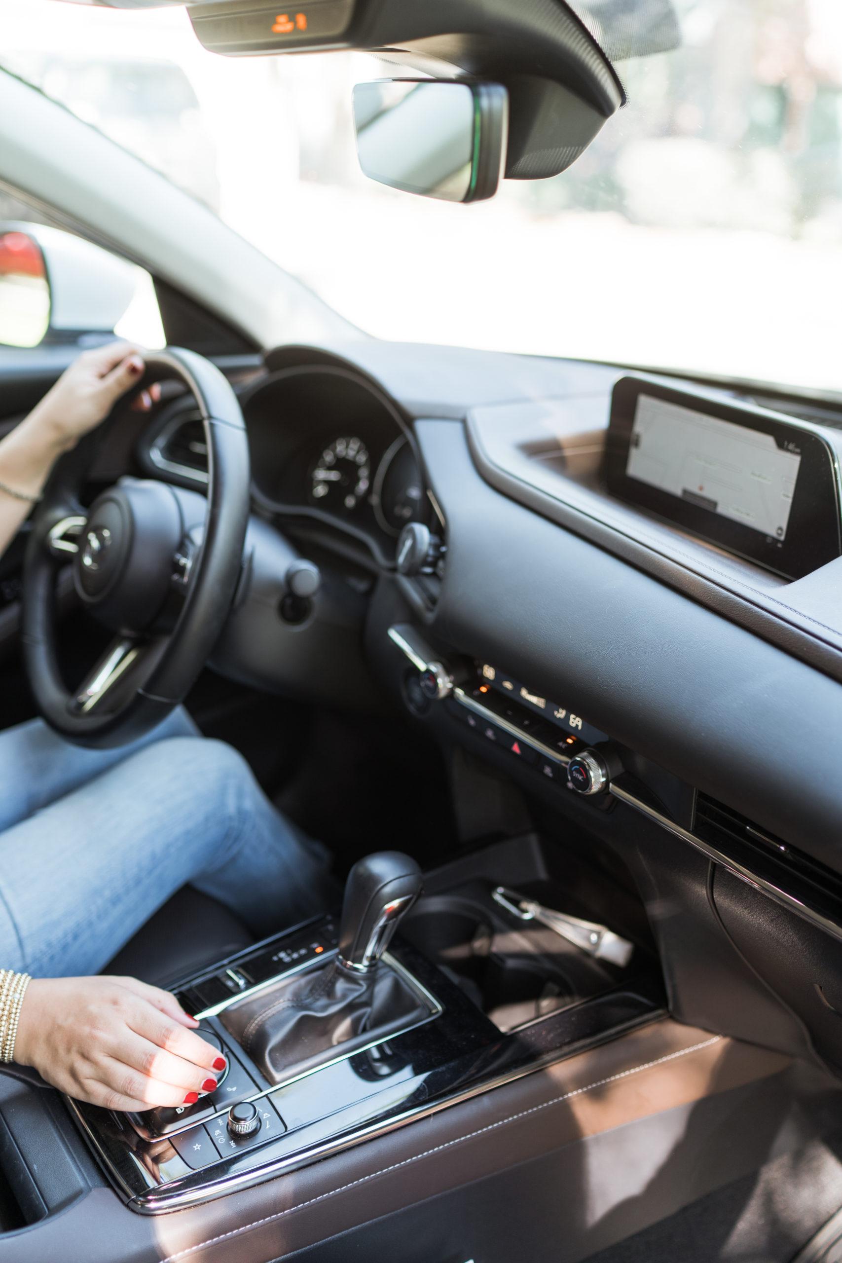 Mazda CX-30 interior review