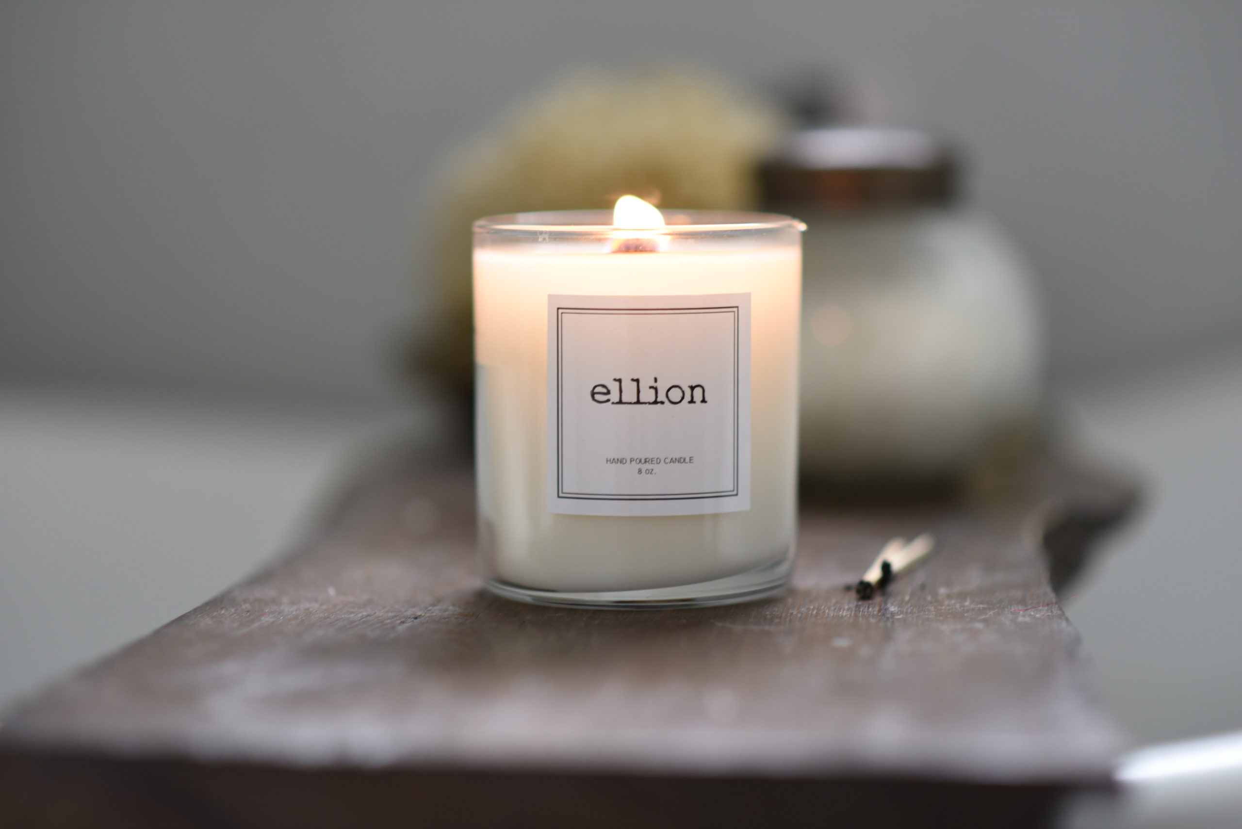 Ellion candles Houston