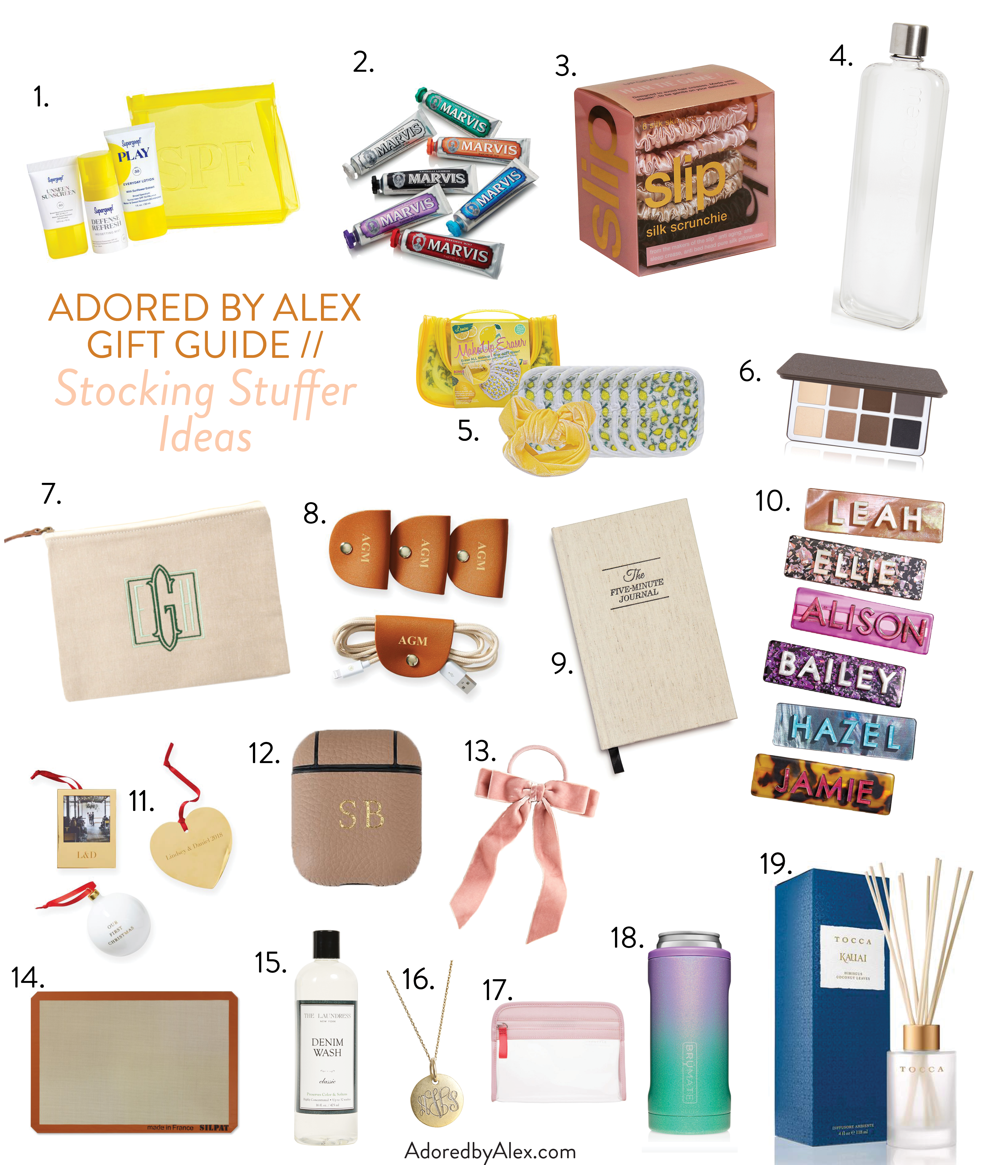 19 stocking stuffer gift ideas for all