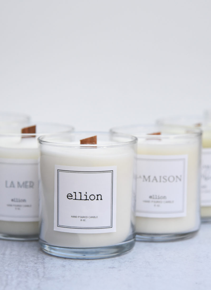 Working Women We Adore // Ellion Self, Ellion Candles