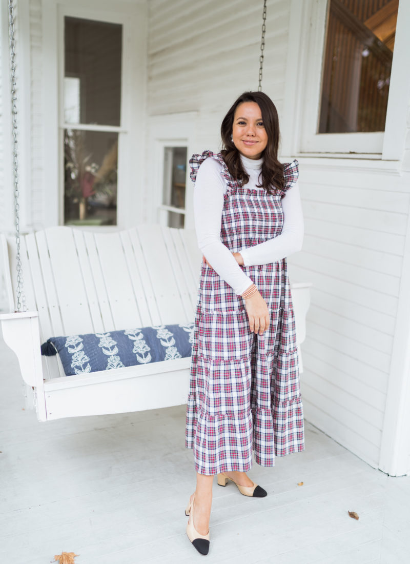 My Hill House Nap Dress Review
