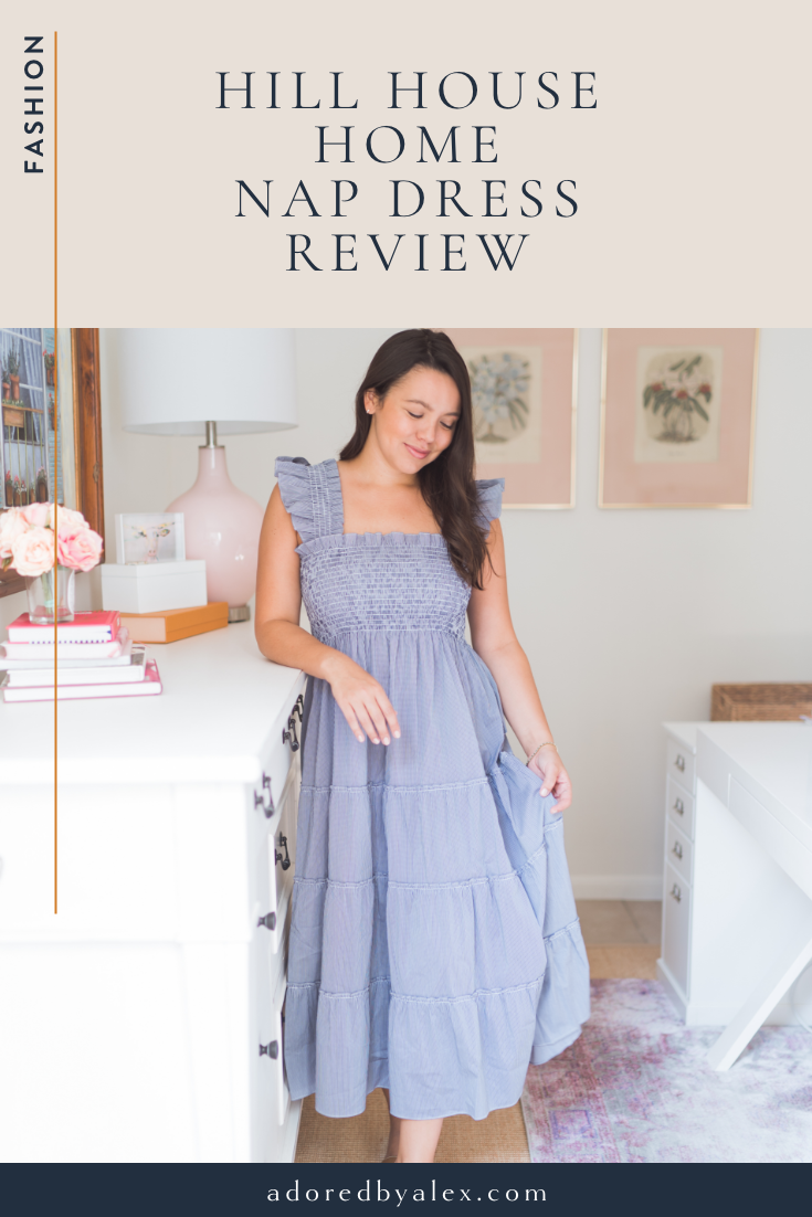 Hill House Home Nap Dress review