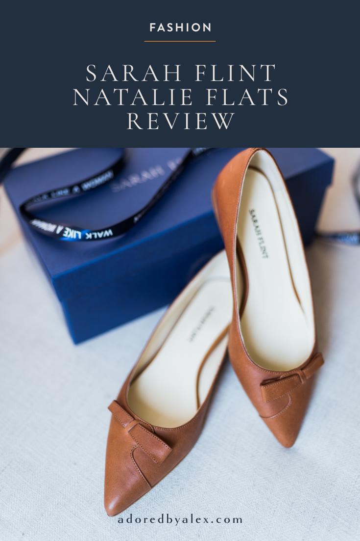 Sarah Flint shoes review