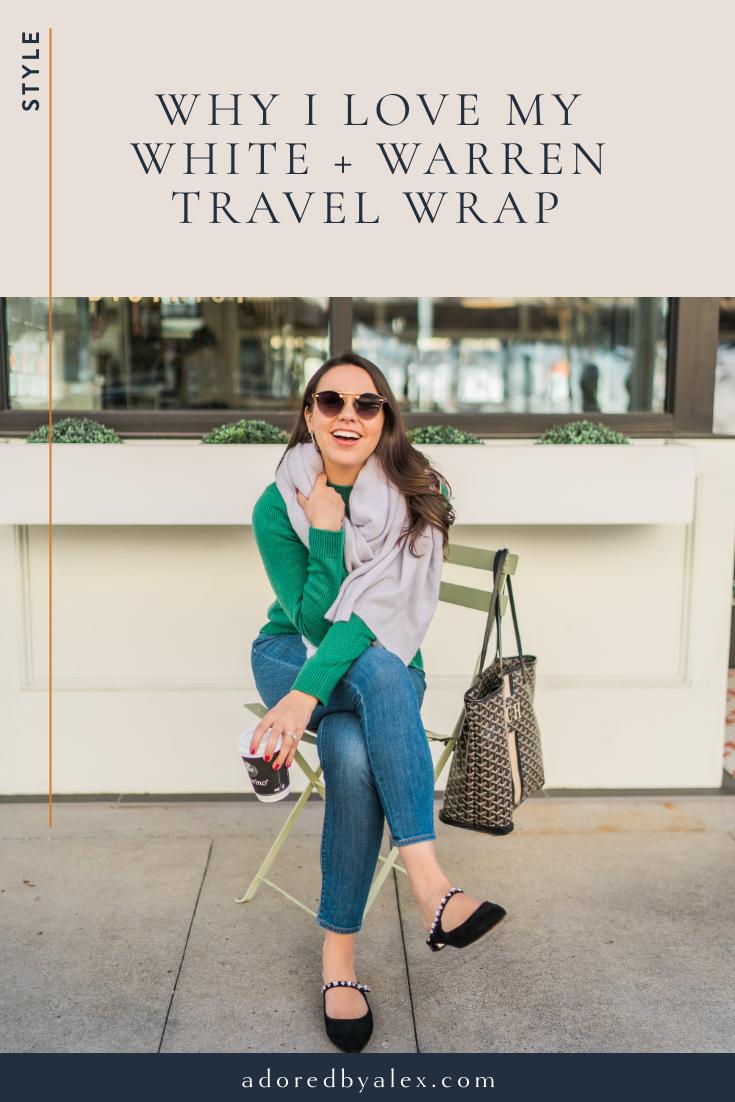 White + Warren Travel Wrap Review
