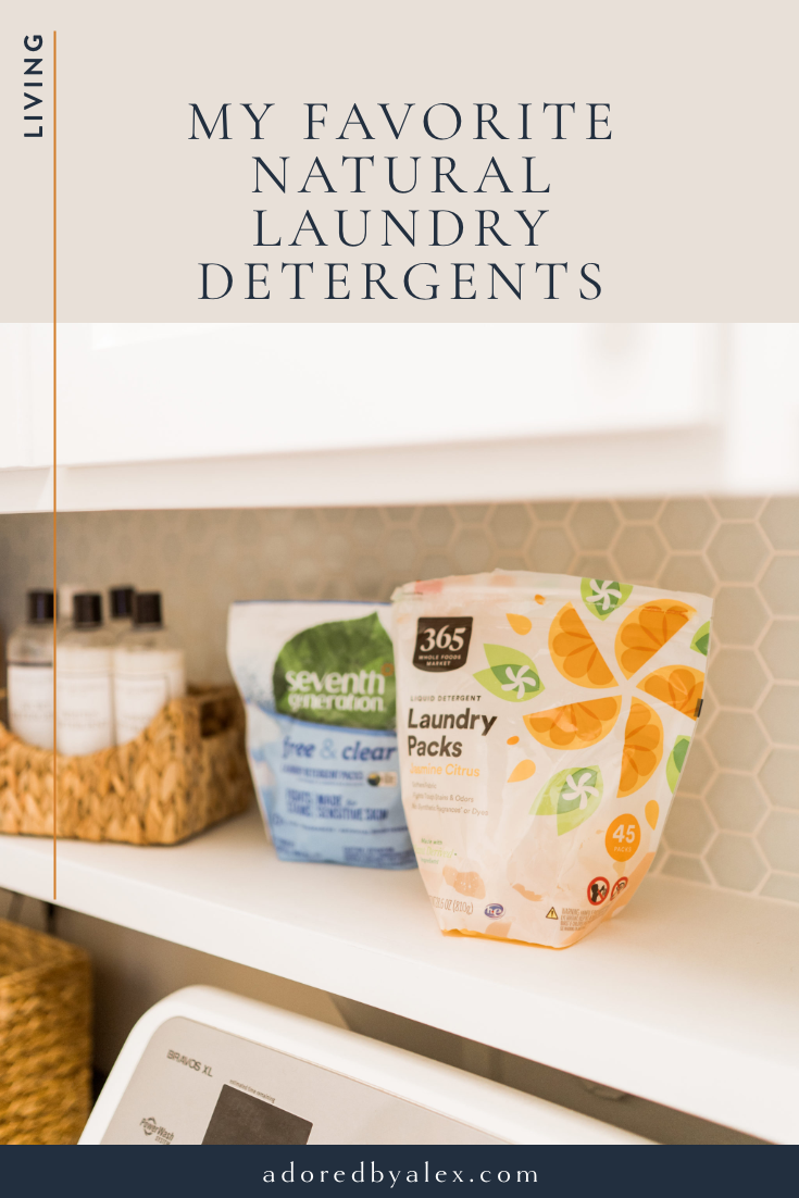 Natural laundry detergents review