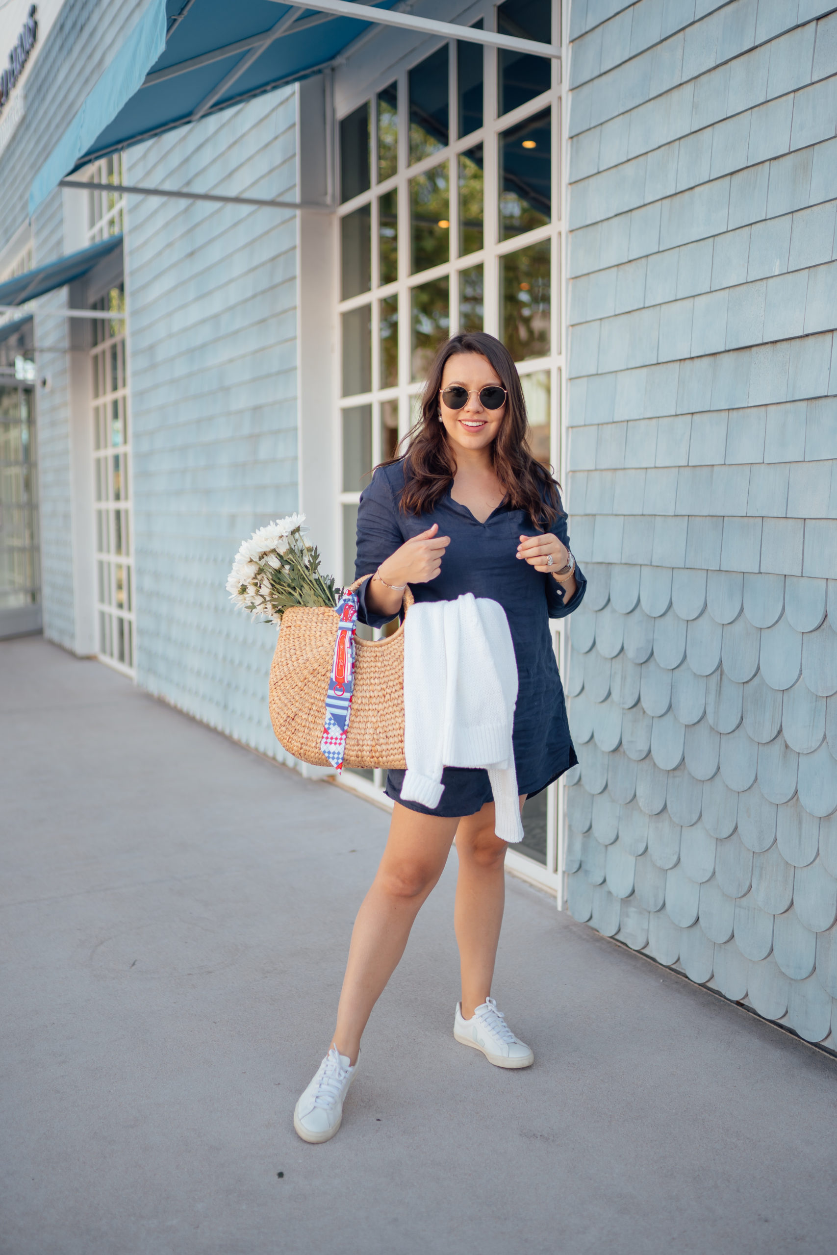 How to style Veja sneakers