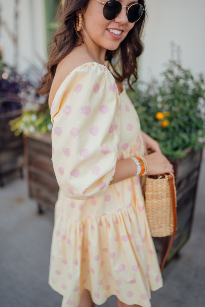 Summer breezy dress style by Susan Albright