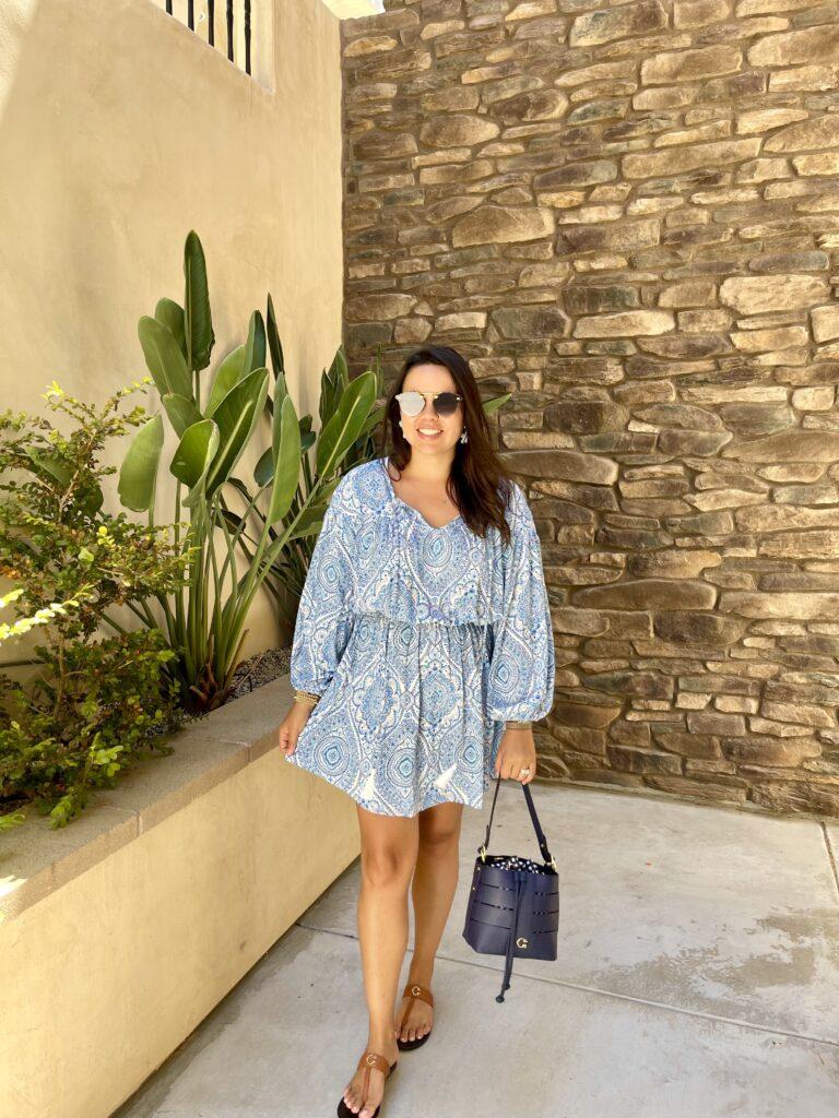 Under $50 summer dress outfit ideas | Adored by Alex